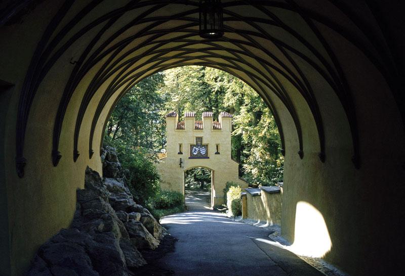 Hohenschwangau Castle Halblech